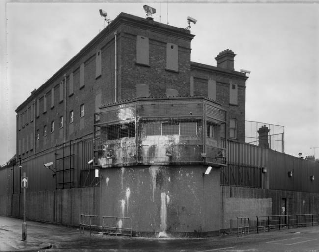 Mountpottinger Road RUC station, Belfast,Co.Down