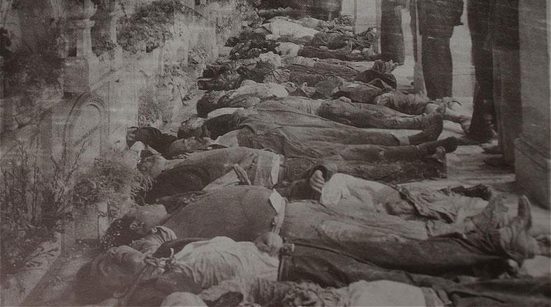 Ouvriers massacrés de l'United Fruit