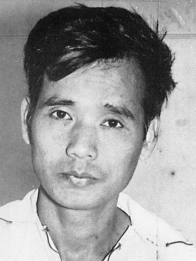 Nguyen Van Tai, qui a survécu à la guerre et a pu décrire son expérience dans les mains de la CIA