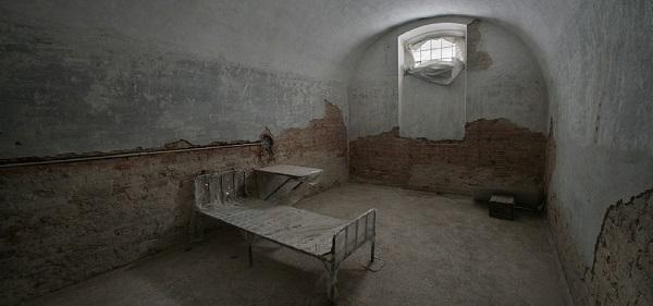 La cellule de Dostoïevsky au ravelin Alexis