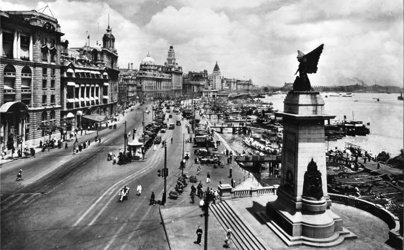 Shanghai en 1928