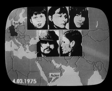 A la télévision allemande, le jour des libérations