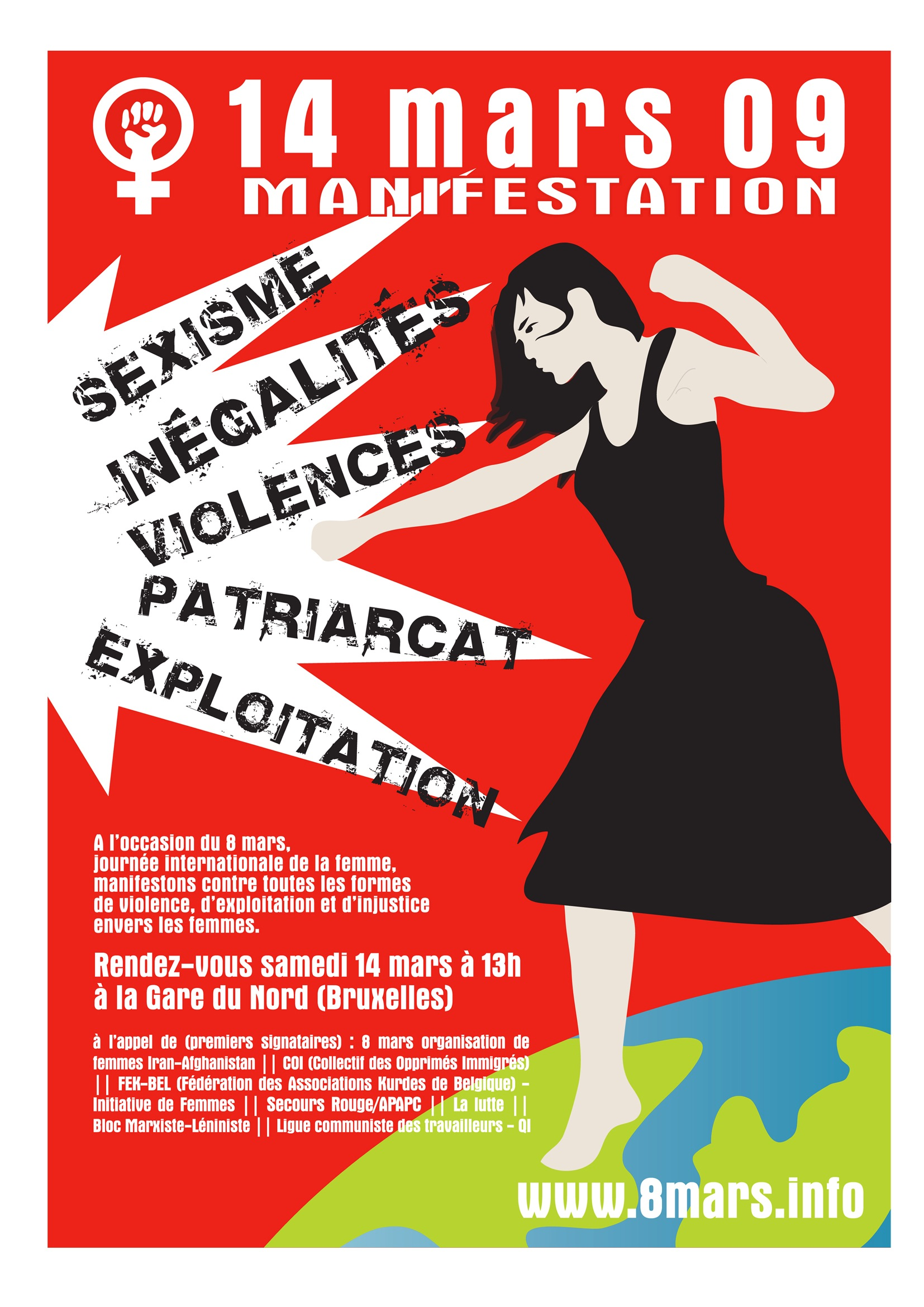 Journée de la femme 2009