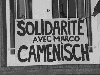 Bombage pour Camenisch