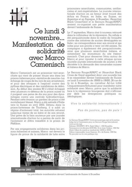 Tract pour Camenisch