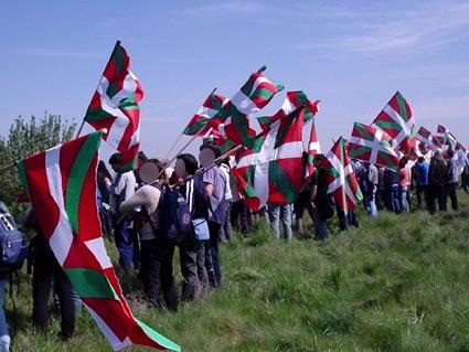 Manifestation à Bapaume