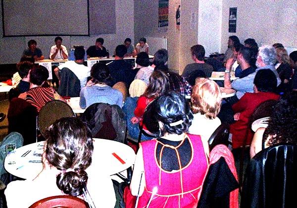 Conférence de Moreno et Garcia
