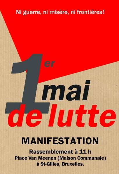 Affiche SR 1er mai 2005