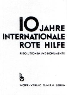 Brochure du SRI