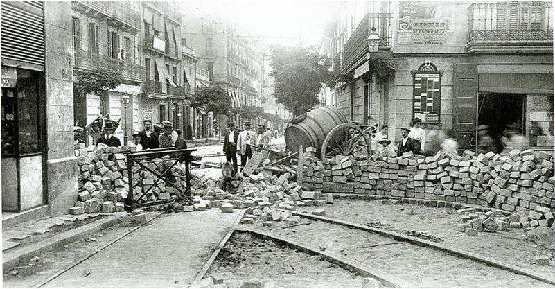 Barcelone 1909