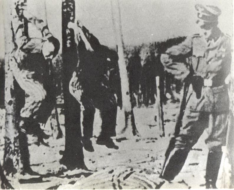 La torture des prisonniers politiques à Buchenwald
