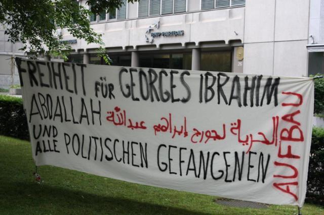 BNP Paribas, Bale, Georges Ibrahim Abdallah
