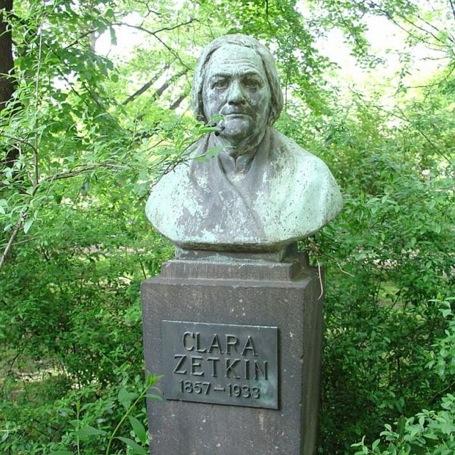 Monument Clara Zetkin