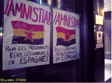Affiches à l'office du tourisme espagnol