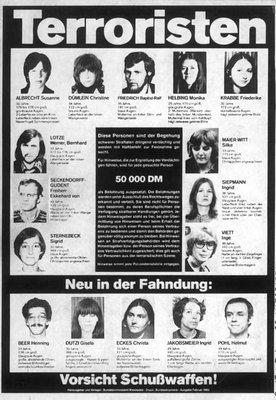 Affiche de recherche (1983)