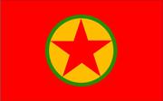 Drapeau du PKK