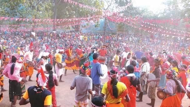 Fête de Bhumkal