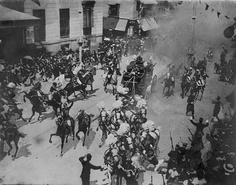 L'attentat contre Alfonse III