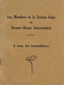Brochure trotskiste
