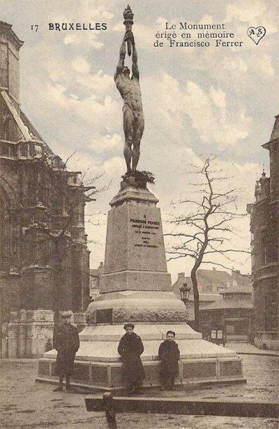 Monument à Francisco Ferrer