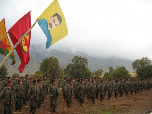 Base du PKK