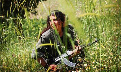 Combattante du PKK