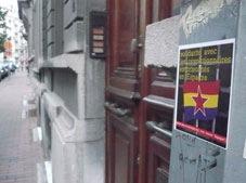 Collage pour les prisonniers espagnols