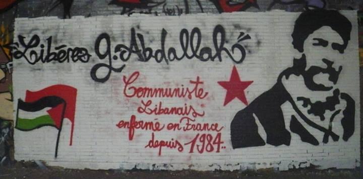 peinture murale toulouse georges ibrahim abdallah