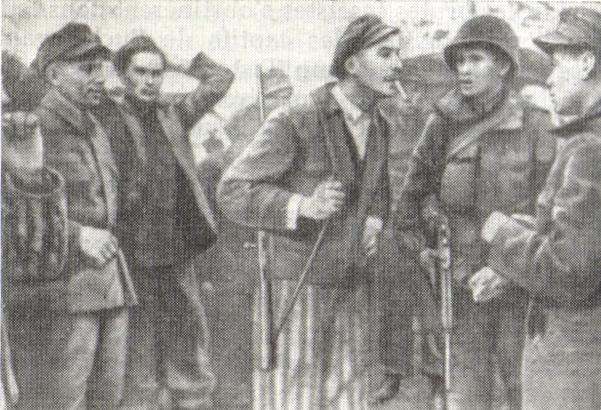 L'insurrection de Buchenwald