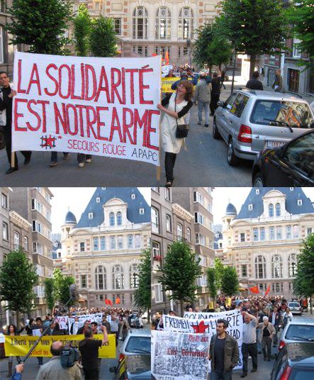 La manifestation du 19 juillet