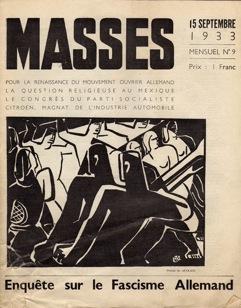 Numéro 9 de 'Masses'