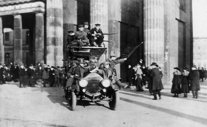 Révolution de Novembre à Berlin