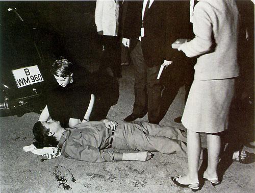 La mort de Benno Ohnesorg