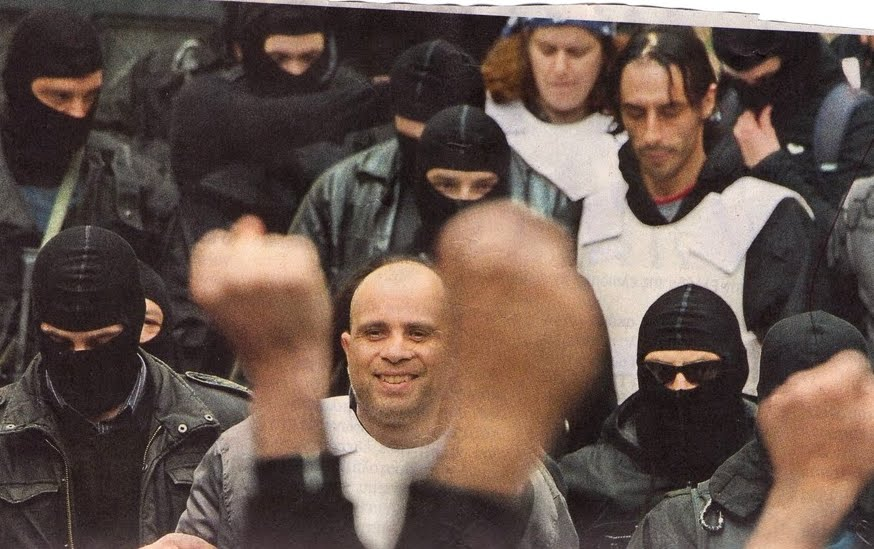 Textes des prisonniers de l'organisation Lutte Révolutionnaire