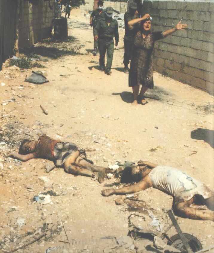 Massacres de Sabra et Chatila