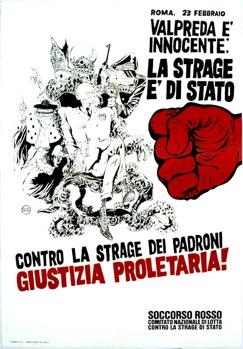 Affiche du SR italien
