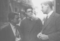 Joris Ivens, Henri Storck et Jean Fonteyne