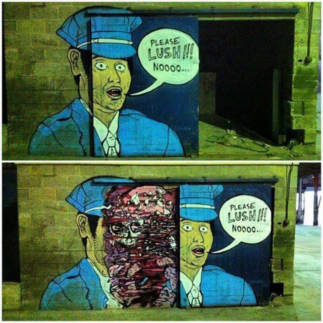 Type: street art