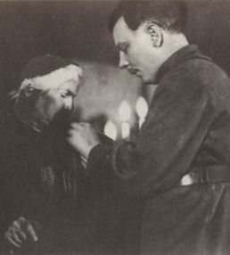 Clara Zetkin et Kliment Vorochilov