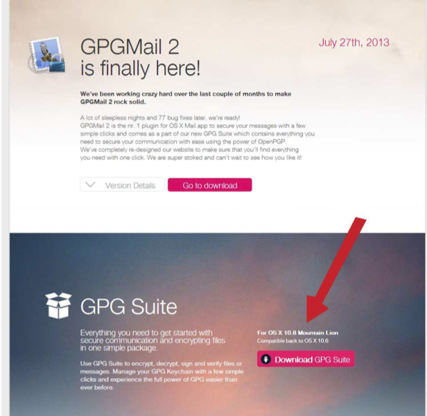 GPG Suite