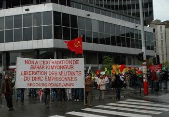 Manifestation 1er mai 2006