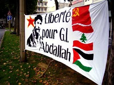 Calicot du SR pour GI Abdallah
