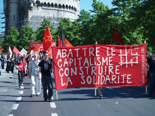 Manifestation 1er mai 2007