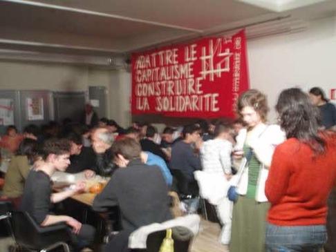 Soirée de solidarité pour Thierry Delforge