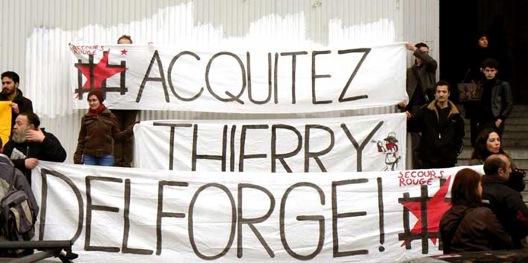 Procès de Thierry Delforge