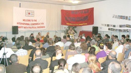 Public de la conférence de Cologne