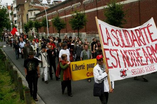 Manifestation du 21 juin 2008