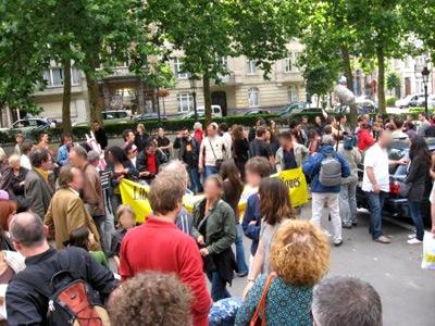 Manifestation du 19 juillet