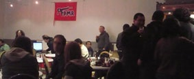 Meeting pour les prisonniers chiliens