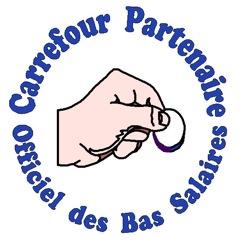 Logo pour Carrefour